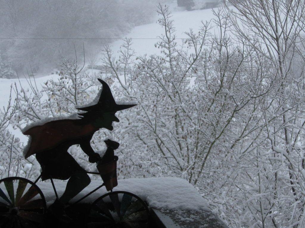 Schnee Hexe 14