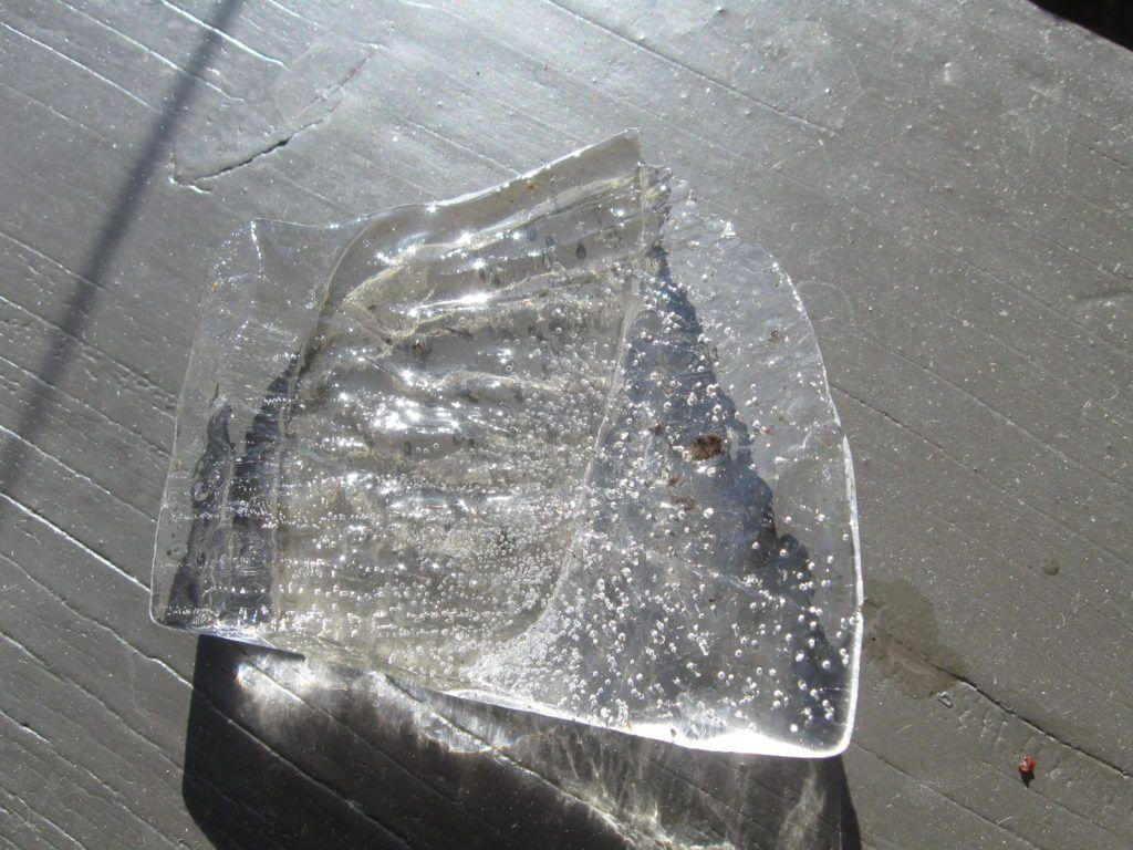 Eis Stücke 08